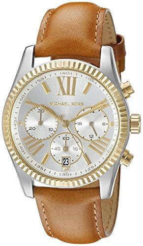 Michael Kors De los hombres Lexington Analógico Dress Cuarzo Reloj MK2420