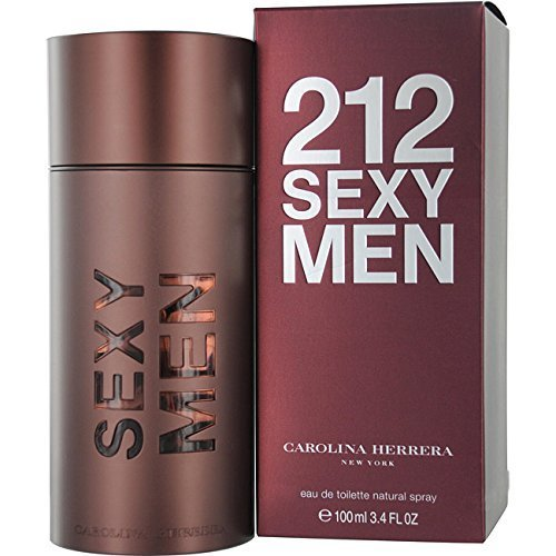 212 Sexy By: Carolina Herrera 3.4 oz EDT, ()