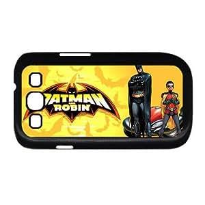 Printing Batman Robin Comics Abs Back Phone Case For Teens For Samsung Galaxy I9300 S3 Choose Design 4