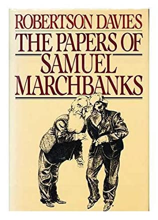 book cover of The Papers of Samuel Marchbanks