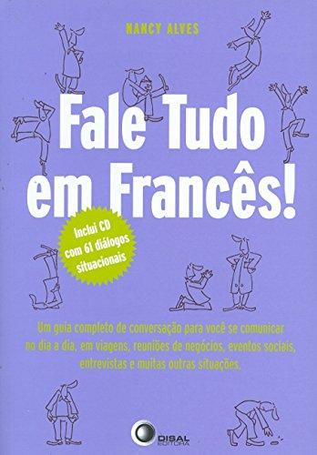 Fale Tudo em Francês (+ CD)