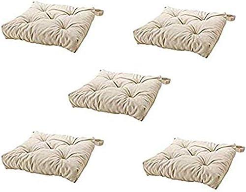 Ikea s MALINDA Chair cushion 5, Light Beige
