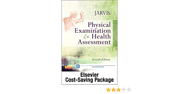 Physical examination and health assessment and elsevier adaptive physical examination and health assessment and elsevier adaptive quizzing package 7e 9780323310604 medicine health science books amazon fandeluxe Image collections