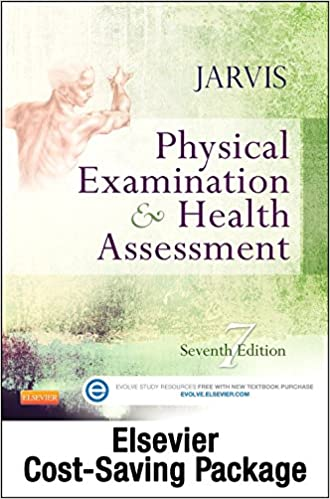 Physical examination and health assessment and elsevier adaptive physical examination and health assessment and elsevier adaptive quizzing package 7e 7th edition fandeluxe Images