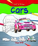 Let's Draw Cars, Steve Capsey, 1615332669