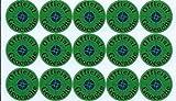 StickerTalk Official Geocache Vinyl Stickers, 1