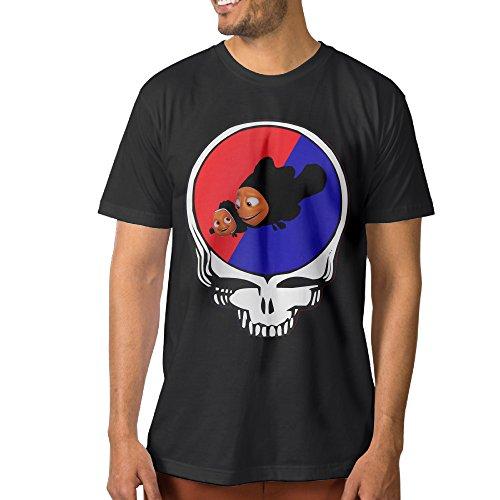 PTCYM Findingdorynemo Gratefuldead Vintage Men's Tshirt 3X - Customized Ray Ban