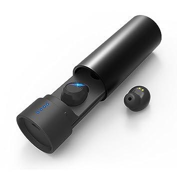 Auriculares Inalámbricos Bluetooth, ELECITIZON Bluetooth 4.2 Auriculares deportivos Hi-Fi Stereo Mini Auricular con