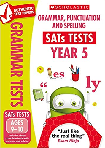 Grammar, Punctuation and Spelling Test - Year 5 (National ...