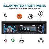 Pyle PLCD43BTM Wireless Bluetooth In-Dash Stereo