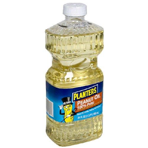Planters Peanut Oil, 24 oz