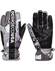 DC Men's Salute-Snowboard/Ski Gloves
