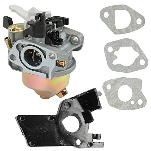 Carburetor Carb For Powermate Branded 18 IN 9.6FT.LBS Rear Tine Rotary Tiller P-RTT-196MD P-RTT-196MD-E