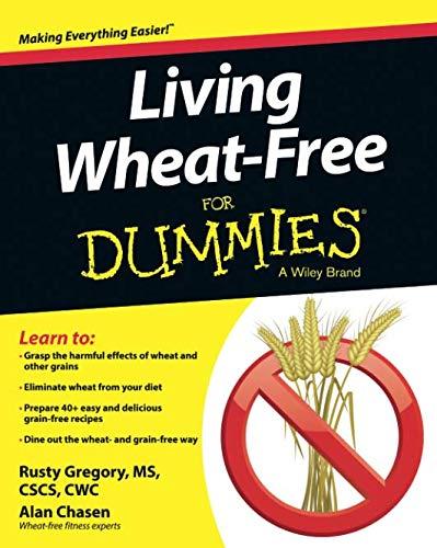 Living Wheat-Free For Dummies pdf