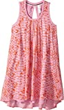 Bowie X James Baby Girl's Festival Dress (Toddler/Little Kids/Big Kids) Coral Youth 11-12 Big