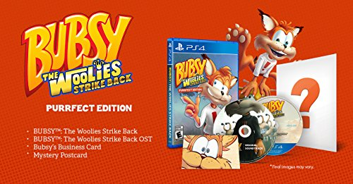 Bubsy: The Woolies Strike Back Limited Edition