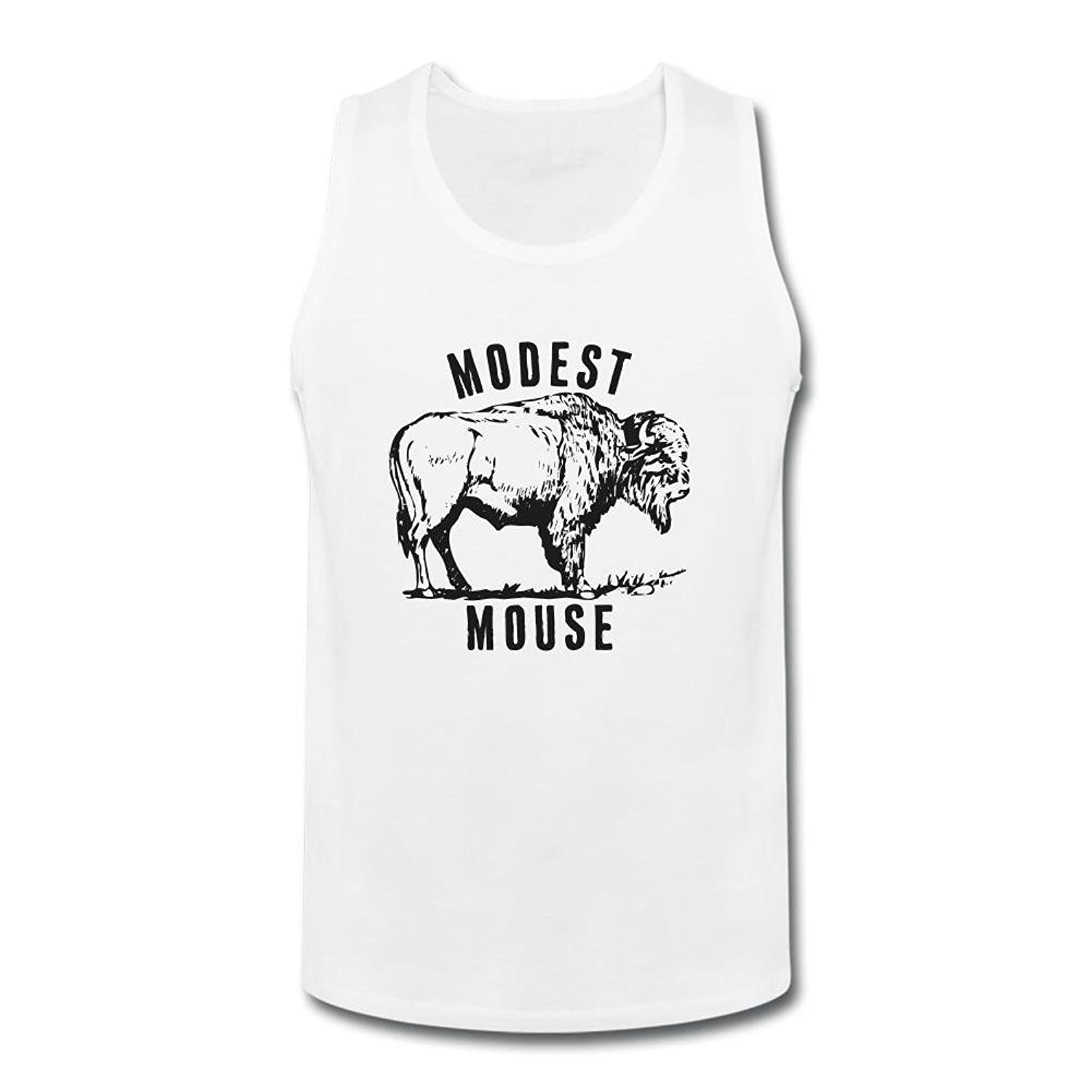 Mustand Flowers Men's Modest Mouse 1 Vest Tank