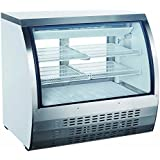 DC120 47 Curved Glass Deli Case