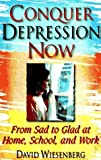 img - for Conquer Depression Now: From Sad to Glad at Home, School and Work by David S. Wiesenberg (1996-02-02) book / textbook / text book