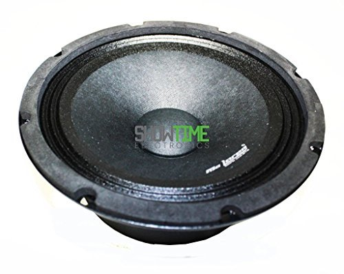 """VST Neodymium Flush Surface Mount Magnet Powerful 100 Watt 1.3-22 kHz Frequency Response High-Density and 12dB Crossover Network w// 3 Mounting System Lanzar Upgraded 0.5/"""" Pair Tweeter"""