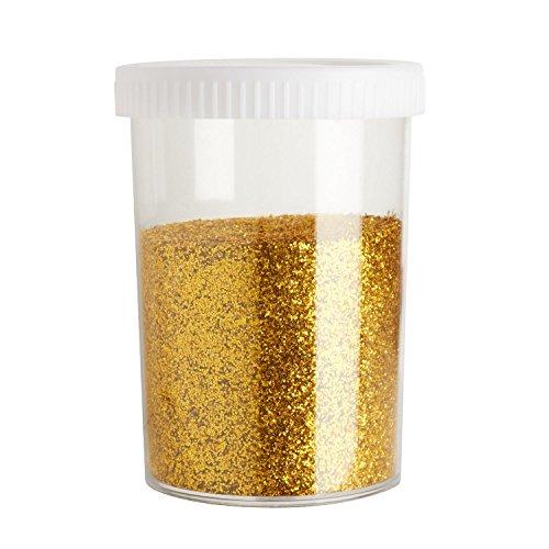 90 g Glitter, Streudose, VBS Großhandelspackung Gold