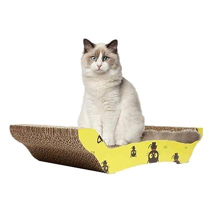 dewdropy Rascadores para Gatos, Tablero De Arañazos para ...