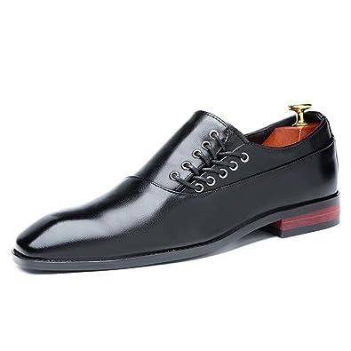 [Ainiso] ビジネスシューズ メンズ 内羽根 紳士靴 スーツ 革靴 おしゃれ フォーマル 大きいサイズ 通気 履きやすい 防滑 メンズシューズ  24,29
