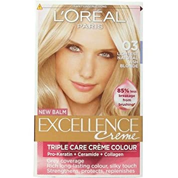 Loreal haarfarbe excellence blond