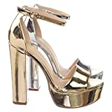 Best Speed Limit 98 High Heels For Women - Speed Limit 98 Towering High Chunky Block Heel Review