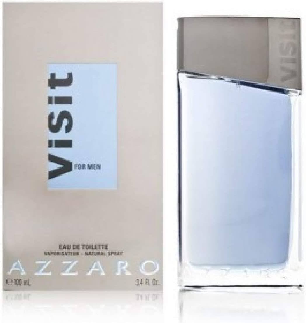 AZZARO VISIT EDT 100 ML VAPO