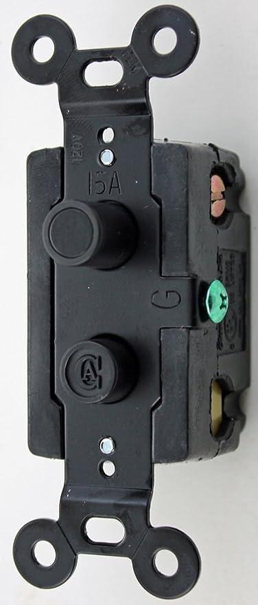 Amazon.com: Classic Accents solo polo negro botón con el ...