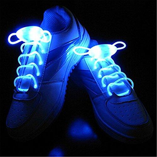 KingWinX LED Light Up Shoelaces,