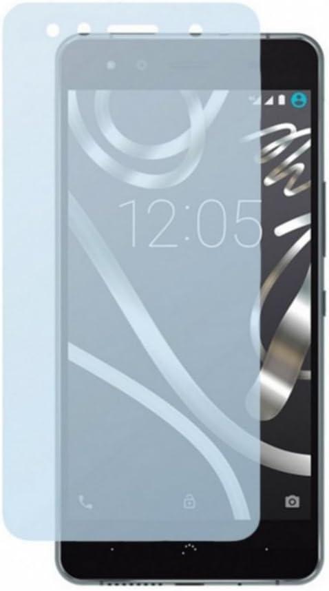 Funnytech_ - Cristal templado para BQ Aquaris X5 Plus. Protector ...