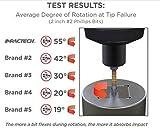 VEGA #1 Phillips Impact Driver Bits. Impactech