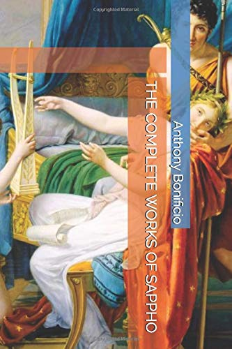 Amazoncom The Complete Works Of Sappho Greek Classics