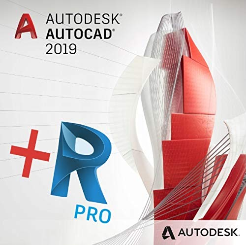 AutoCAD 2019 32/64-Bit 3-Year License for Windows || Same-Day Delivery || Digital License Only! || (No CD/Media!)