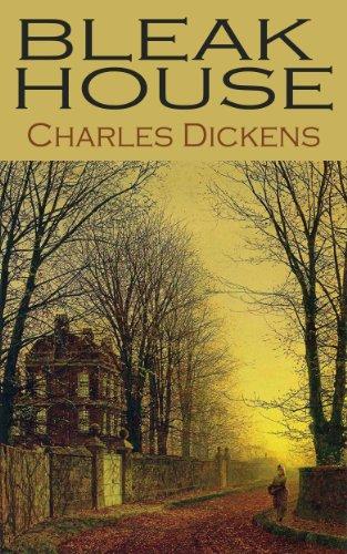 book cover of Bleak House