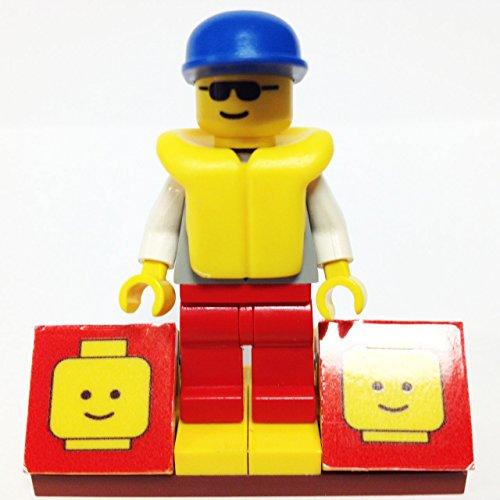 Coast Guard Station (MinifigurePacks: Lego City/Town Bundle