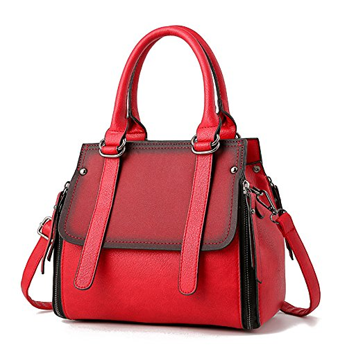 Di Messenger Elegante Borsa Modo Dell'annata Donna Zxcb Viaggio Spalla Bag Tote Lavoro Rete ZqAwAvU