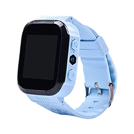 MRLIFY Reloj Inteligente, Reloj de Pulsera para niños, Impermeable, Android Wear, Compatible con iOS y Android, ...