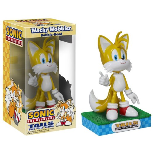 Sonic the Hedgehog Tails Bobble Head]()