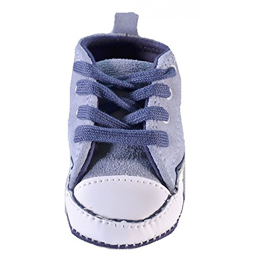 scarpe first star h converse dusty blue n.18