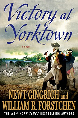 Victory at Yorktown: A Novel (George Washington Series Book 3)