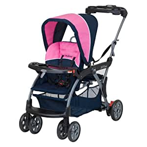Baby Trend Sit N Stand Deluxe Stroller, Hanna (Discontinued by Manufacturer)