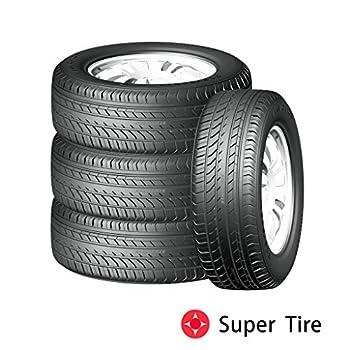 LANVIGATOR 4 pcs Brand New 195/60R15 88V Tires COMFORT I Tread Pattern 55-06503B