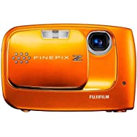 Fujifilm FinePix Z30 10MP Digital Camera with 3x Optical Zoom (Orange) Basic Intro Review Image