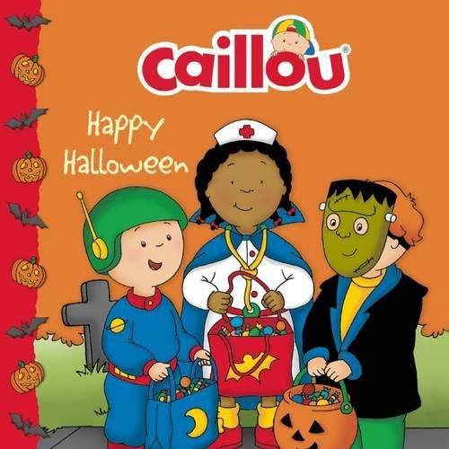 Caillou: Happy Halloween (Confetti series) ()