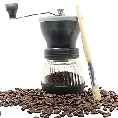 The Kitchen Paradise Best Manual Hand Coffee Grinder Mill from The Kitchen Paradise