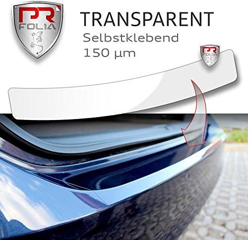 Pr Folia Ladekantenschutz Passat B8 Variant Kombi Transparent Lackschutzfolie Ladekantenschutzfolie Schutzfolie Auto