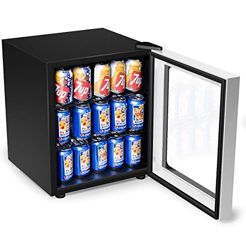 glass fridge - 7